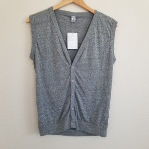 NWT BDG Urban Outfitters Grey Tank Top XS